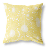 Dandelion Seed Cushion - Sun Gold XS
