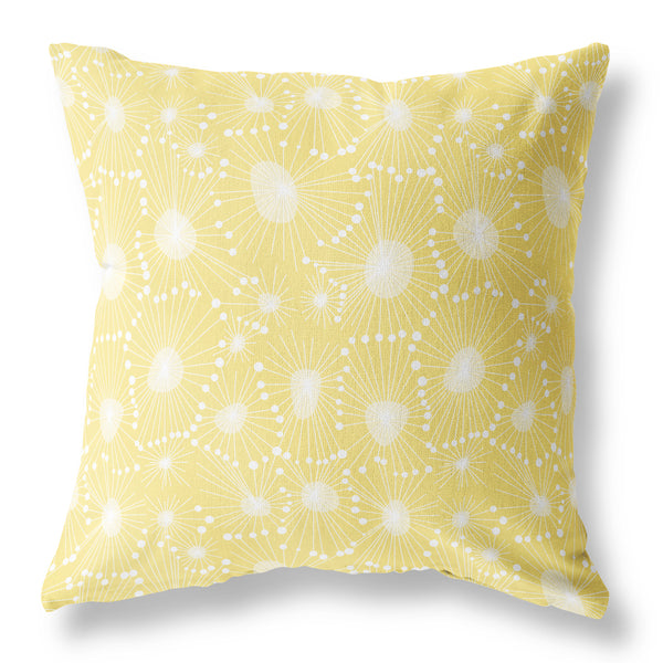 Dandelion Seed Cushion - Sun Gold VS