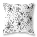Dandelion Cushion - White X