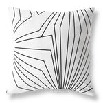 Dandelion Cushion - BW Invert 251