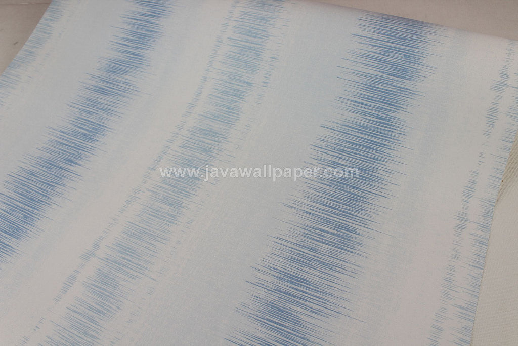 Wallpaper Dinding Polos Minimalis Biru Muda RO118 - Java Wallpaper