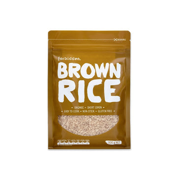 Brown Rice 500g - Vegan Supply