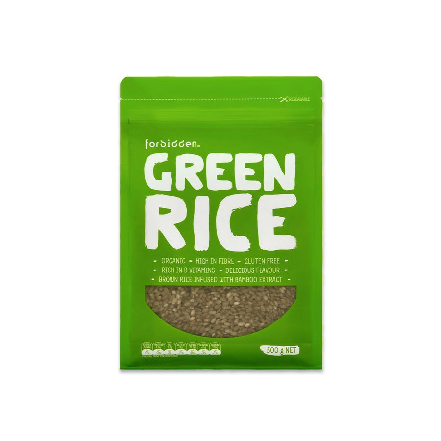Green Rice 500g - Vegan Supply