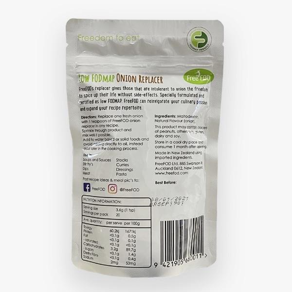 Onion Replacer - Vegan Supply