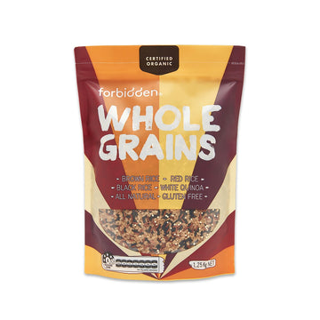 Whole Grains 1.24kg - Vegan Supply