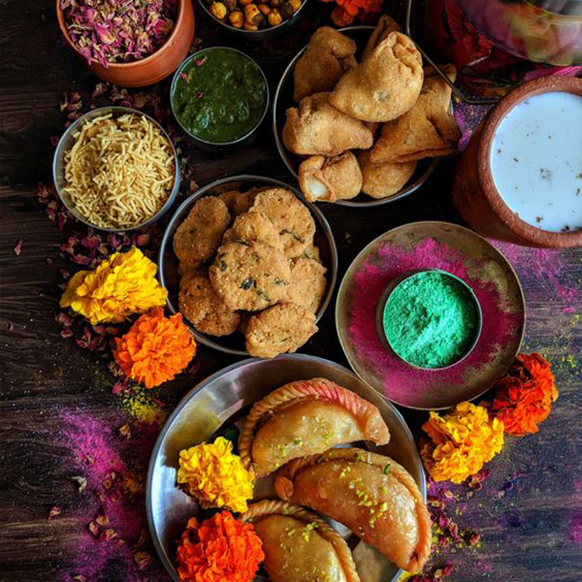 7 delicious Holi sweets for the perfect celebration