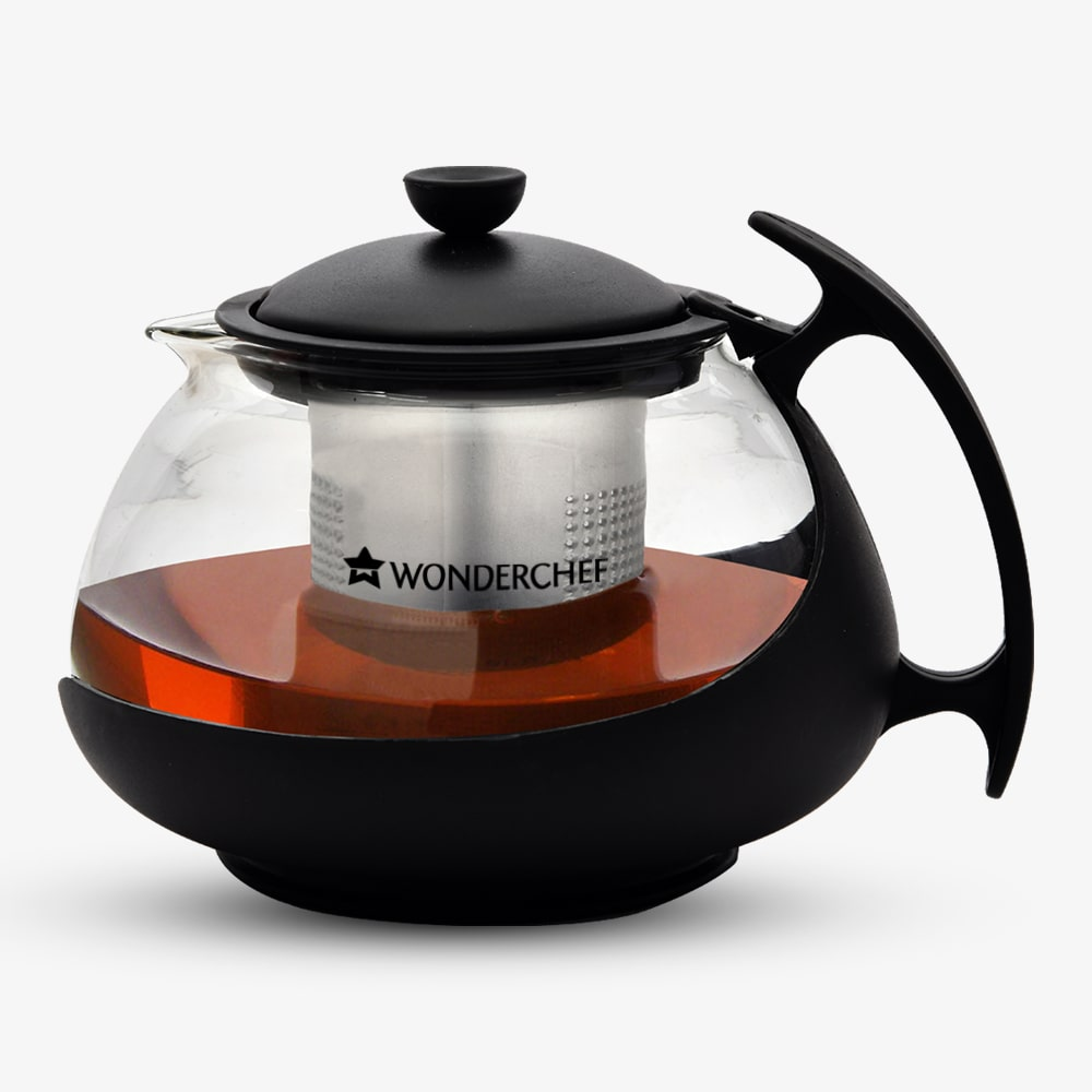 Wonderchef Piccolo Tea Infuser With Plunger 750Ml