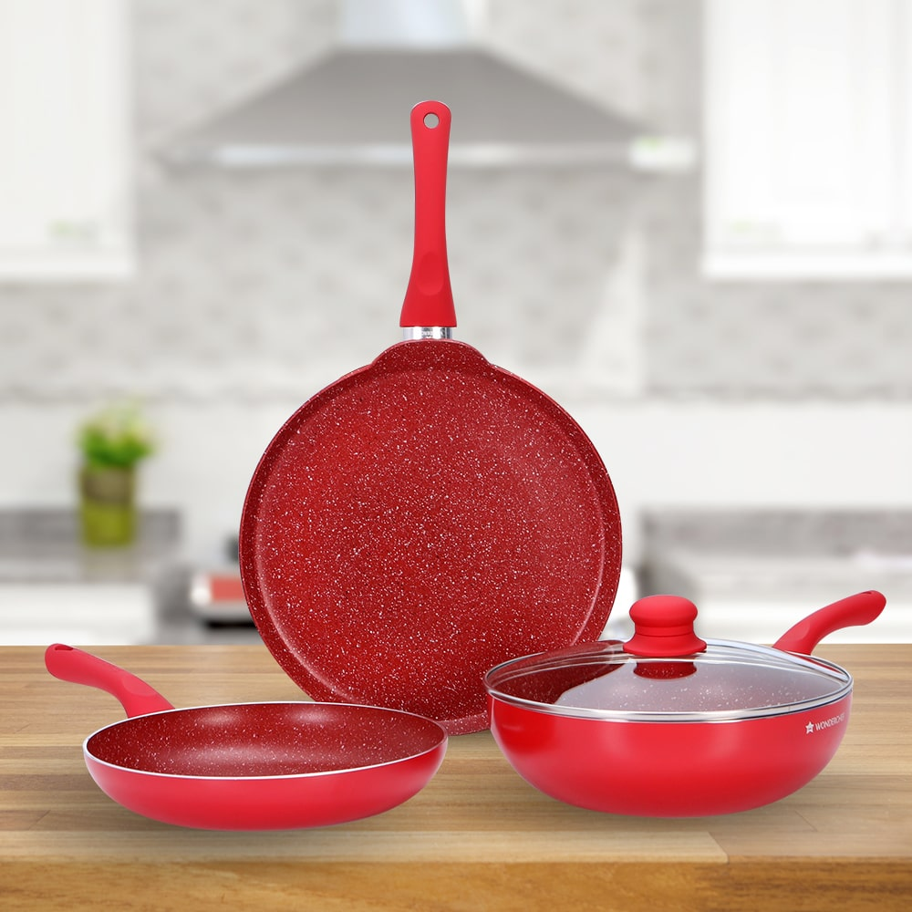 Wonderchef Royal Velvet Plus Set