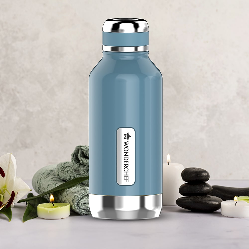 Wonderchef Pearl Bot 750ml - Blue Pearl