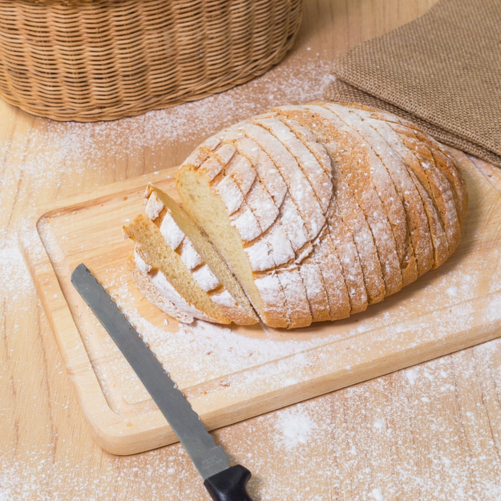 Ambrosia Stainless Steel Bread Knife