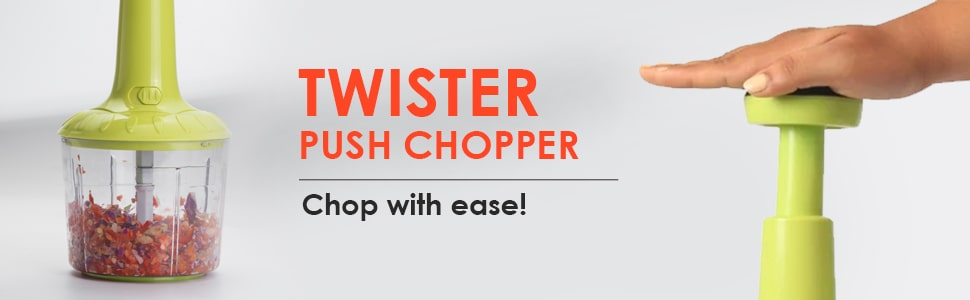 Twister Push Chopper-5 Blade
