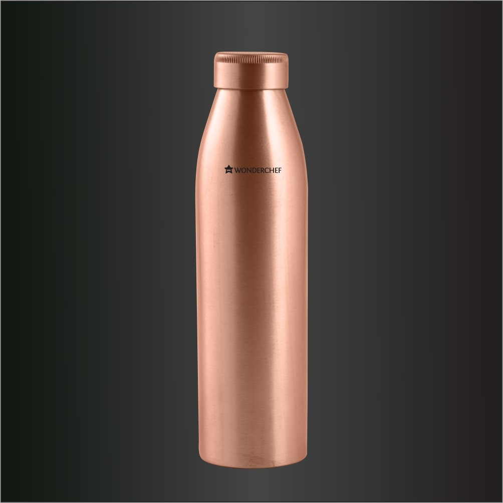 Cu Classic Single Wall Water Bottle, 1000ml