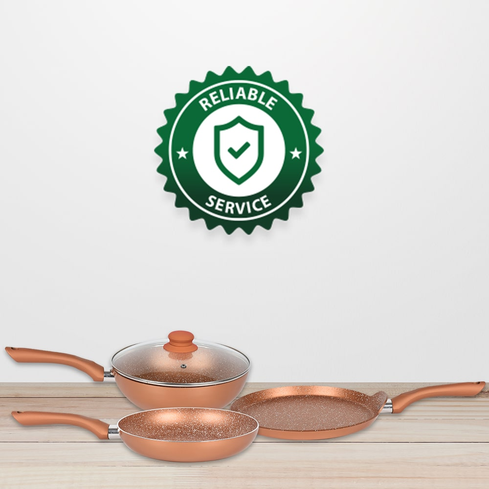 Wonderchef Romano Set - Bronze