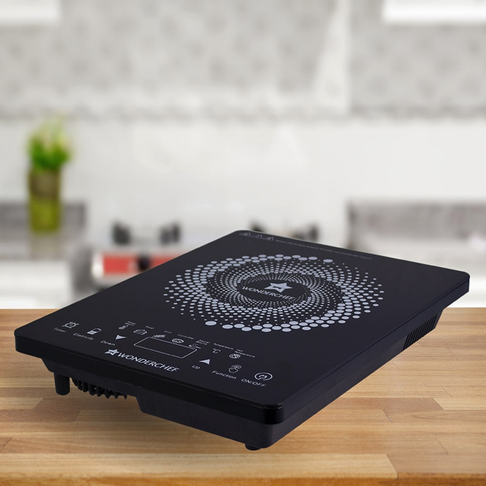 Easy Cook 2200W Infrared Cooktop