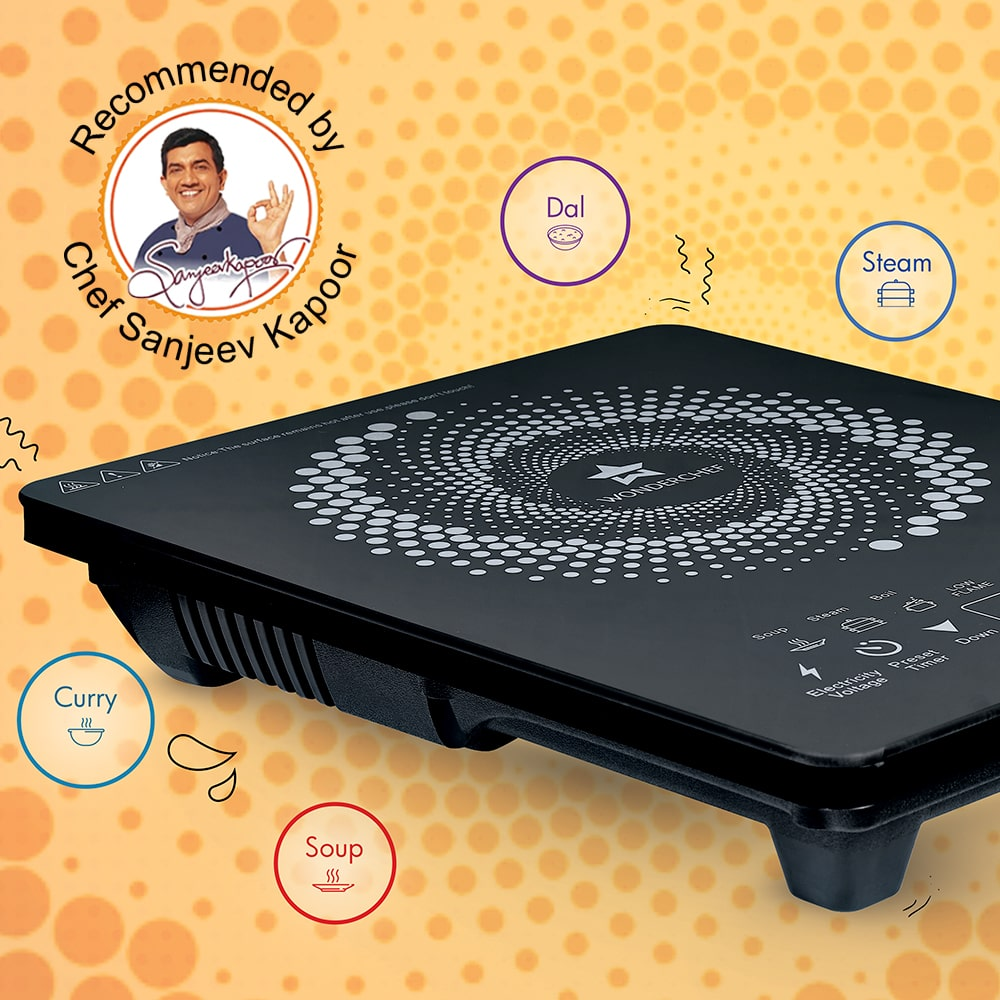 Swift 2200W Induction Cooktop