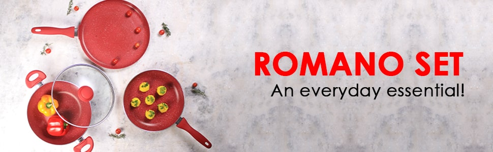 Wonderchef Romano Set