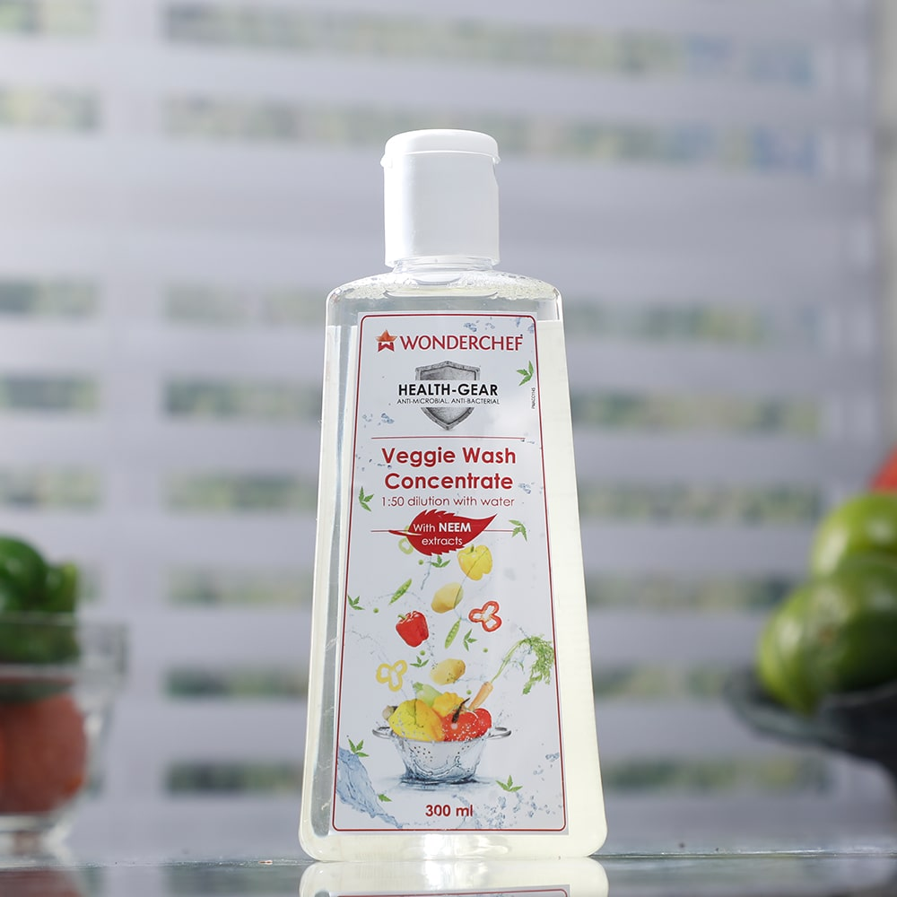 Veggie Wash Concentrate, 300ml