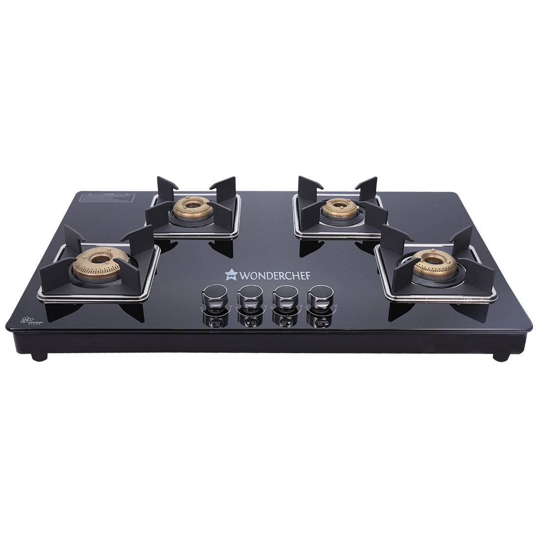 Octavia 4 Burner Glass Hob Top Cooktop