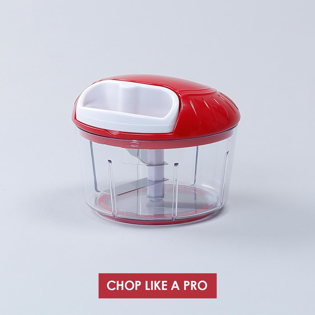 String Fruits and Vegetables Chopper Jumbo