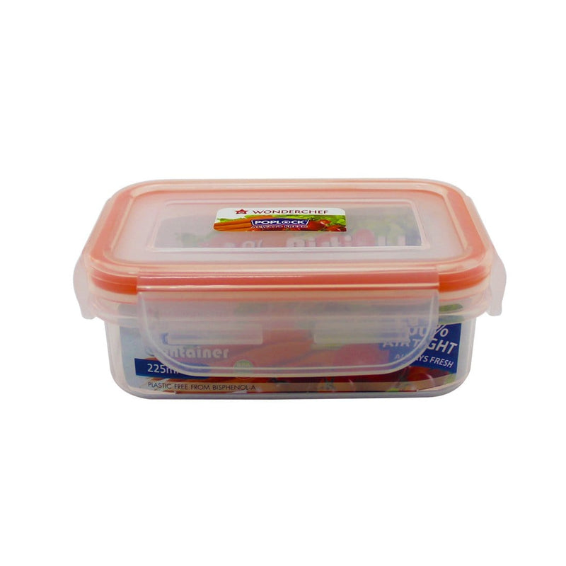 Wonderchef Poplock Container 225Ml