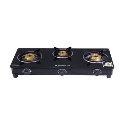 Acura 3 Burner Glass Cooktop-Cooktops
