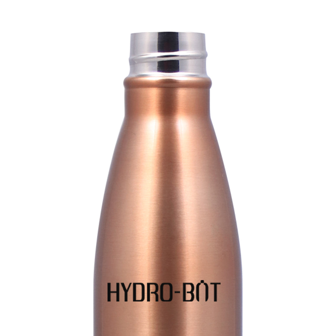 Hydro-Bot Stainless Steel Single Wall Water Bottle