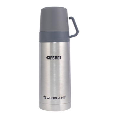 Cups-Bot Stainless Steel Vaccum Insulated Double Wall Hot and Cold Flask-Flasks