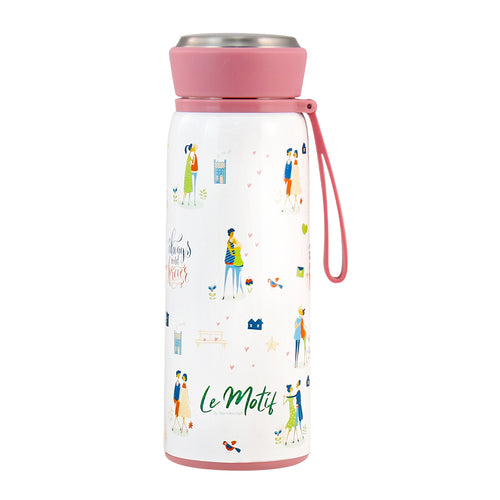 Wonderchef Le Motif - L'Amour Vacuum Bottle 420ML - Wonderchef