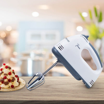 Acura Hand Mixer, 7 Speed Setting, 120W-Appliances