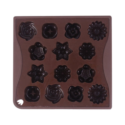 Pavoni Platinum Silicone Choco-Ice Bouquet Mould-Bakeware