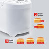 Regalia Plus Bread Maker, Fully Automatic, 18 Pre-programmed Functions,  Adjustable Crust Control, 2 Years Warranty, 600W - White-Appliances