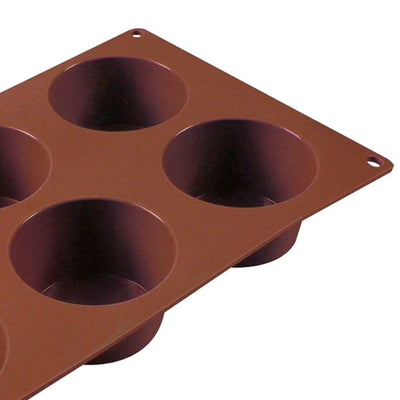 Wonderchef Pavoni Muffin 6 Portions Mould