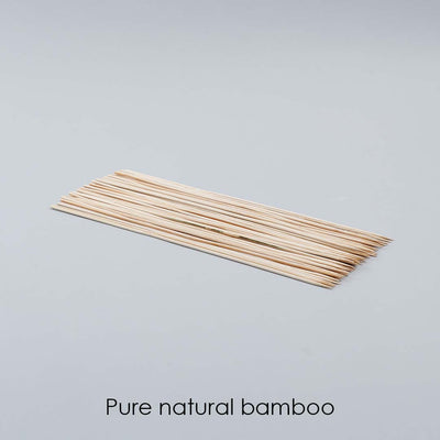 Ambrosia Bamboo Skewers-10 Inches-