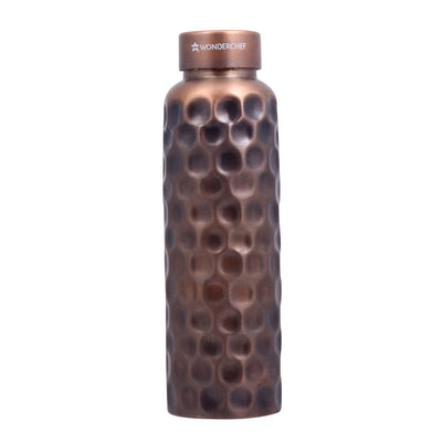 Wonderchef Cu Artisan Bottle 1 Litre-Flasks