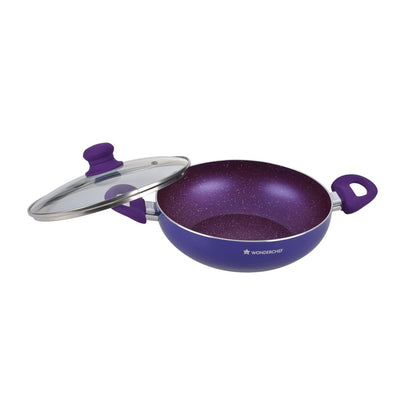 Wonderchef 4 Pc Blueberry Wf Set-Cookware