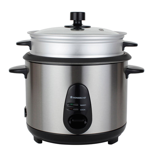 Prato Electric Rice Cooker 1L - Wonderchef