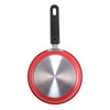 Little Samson Steel Nonstick Frying Pan -16cm, 0.5L, 0.9mm, Red-Cookware