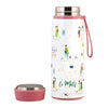 Le-motif_L'amour Stainless Steel Single Wall Water Bottle, 420ml-Flasks