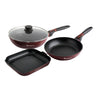 Wonderchef Click Space Saver Set-Cookware