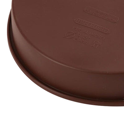 Pavoni Platinum Silicone Round Mould-Bakeware