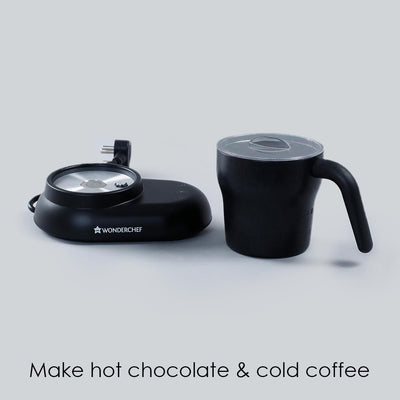 Cuppaccino Coffee Maker,550W-Appliances