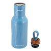 Twist-Bot Stainless Steel Single Wall Water Bottle, 530ml-Flasks