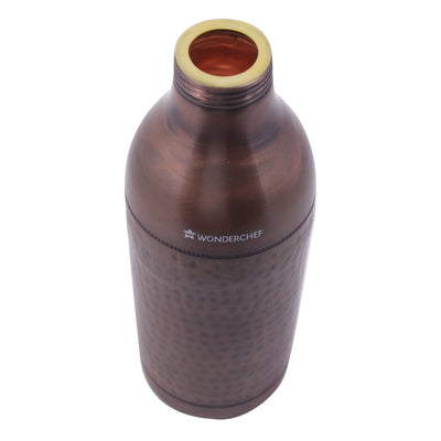 Cu Antique Single Wall Water Bottle, 1.5L-Flasks