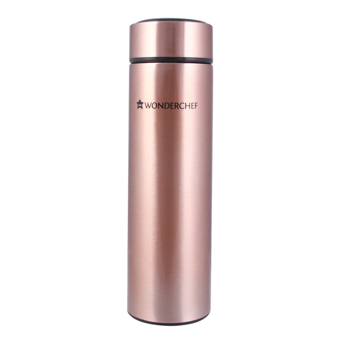 Wonderchef Nutri-Bot Double Wall Flask 480ml, Copper