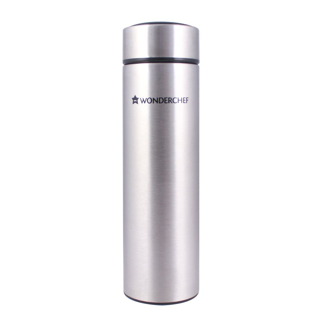 Nutri-Bot Double Wall Stainless Steel Vaccum Insulated Hot and Cold Flask, 480ml