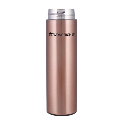 Wonderchef Nutri-Bot 480Ml (Copper)-Flasks