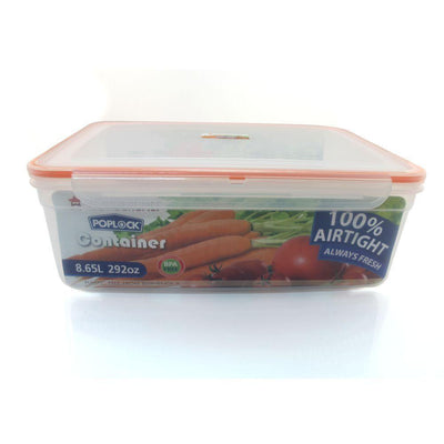 Wonderchef POPLOCK Container 8.65 Ltr