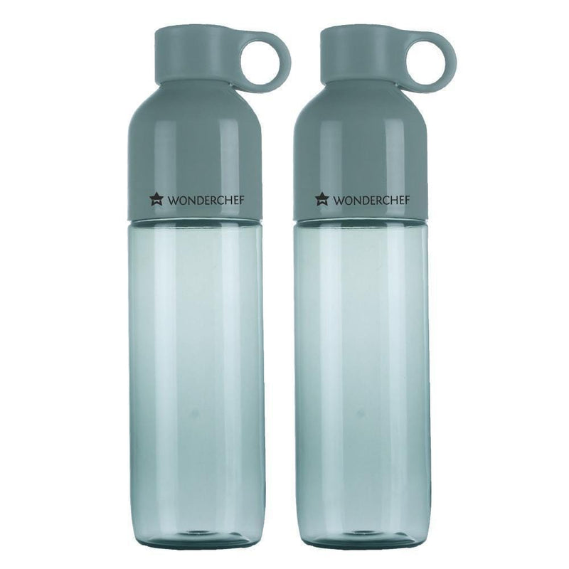 Wonderchef OASIS Water Bottle 750Ml (Set of 2)