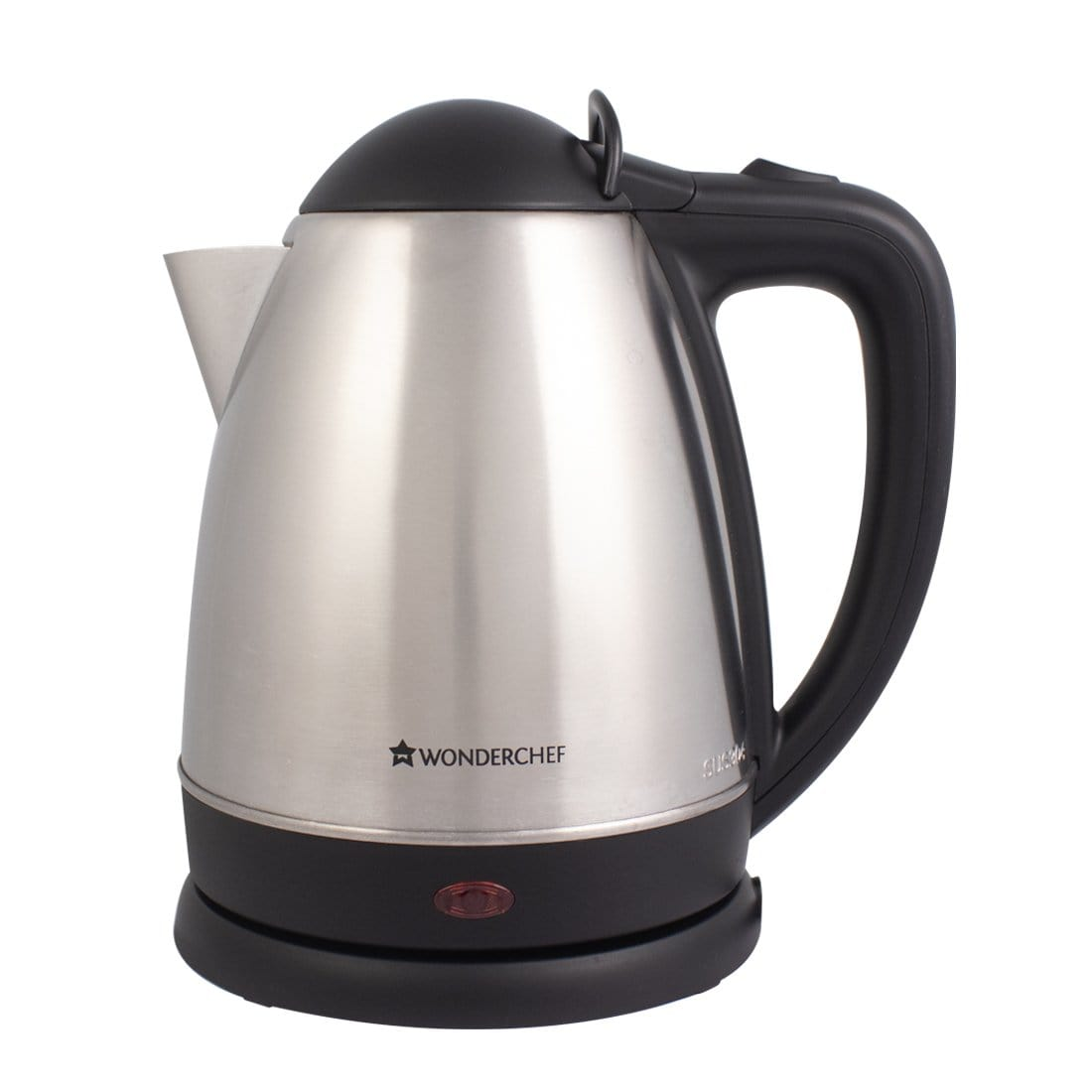 Prato Automatic Stainless Steel  1.5L Electric Kettle, 1000W