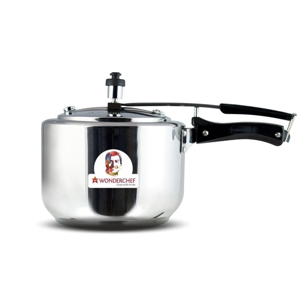 Wonderchef Secura 3 Pressure Cooker 3L